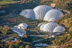 Eden Project, Cornwall.-1