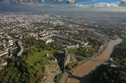 Clifton Suspension Bridge Clifton and the City of Bristol