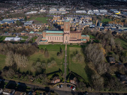 Guildford Cathedral , Surrey