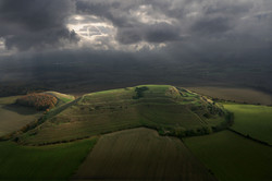 Cley Hill Fort Wiltshire