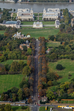 Old Royal Naval College, National Maritime Museum and the Old Royal Observatory, Greenwich