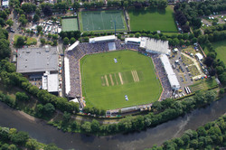 The Ashes, SSE SWALEC cricket ground, Cardiff, Wales_
