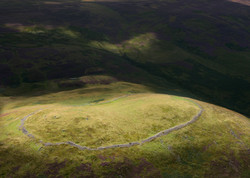 Yeavering Bell Hill Fort, Northumberland