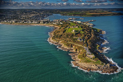 Pendennis Point, Falmouth, Cornwall