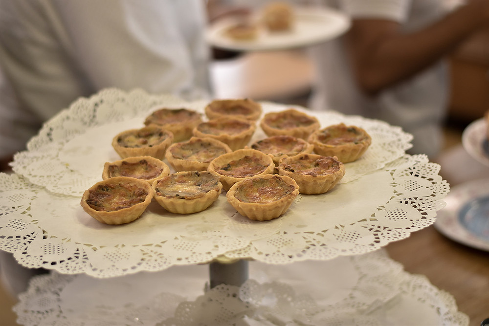 Quiche Lorraine Day, Kuchen