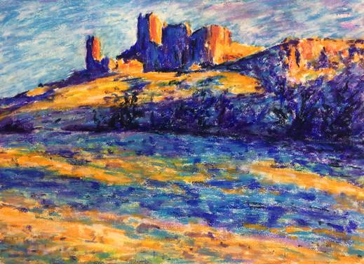 Castell Carreg Cennen - SOLD