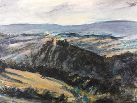 Castell Carreg Cennen 2 - SOLD