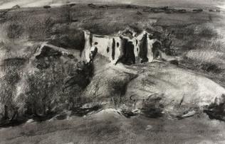 Castell Carreg Cennen 1 -  £70
