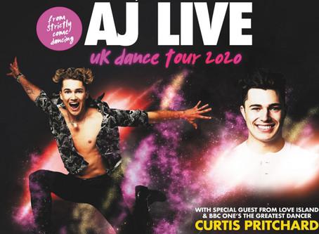 AJ & Curtis pritchard Live