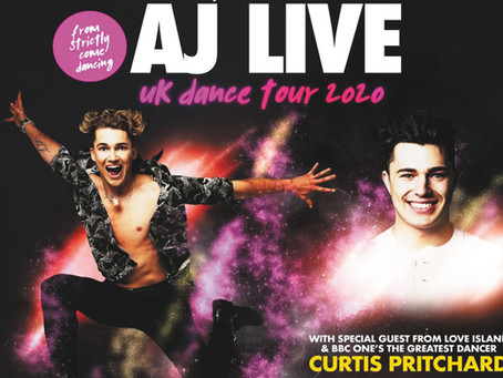 AJ Live feat. Curtis Pritchard