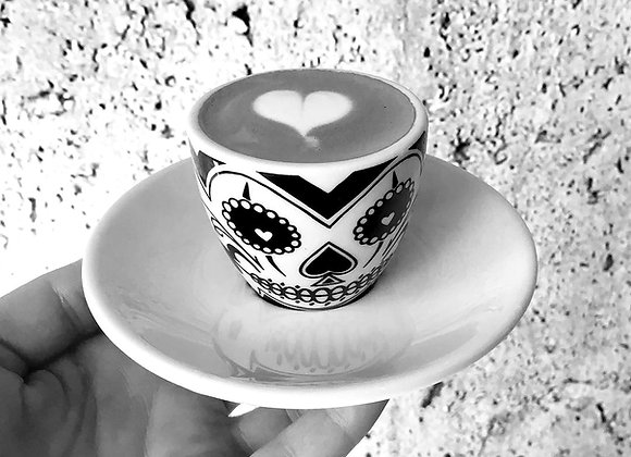 SB × Carnivalez Espressokoppar (4 st)
