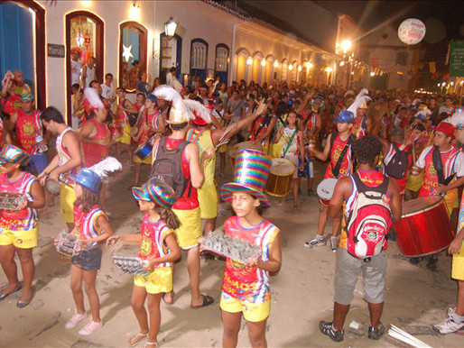 Carnaval em Paraty!