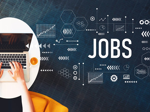Job Search - $100 for every 5 business days