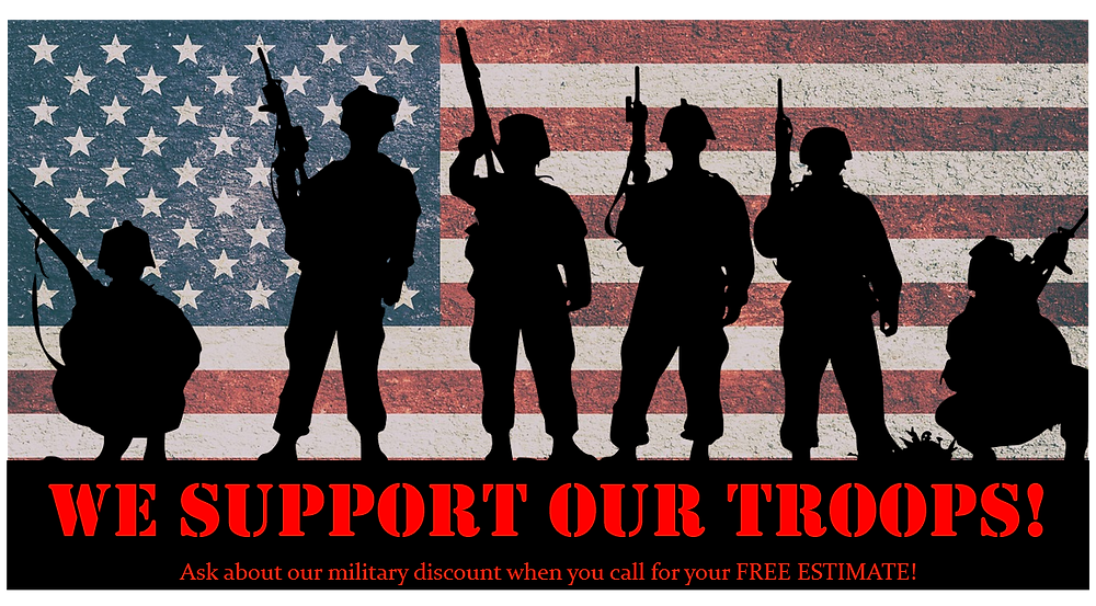 We Support Our Troops!