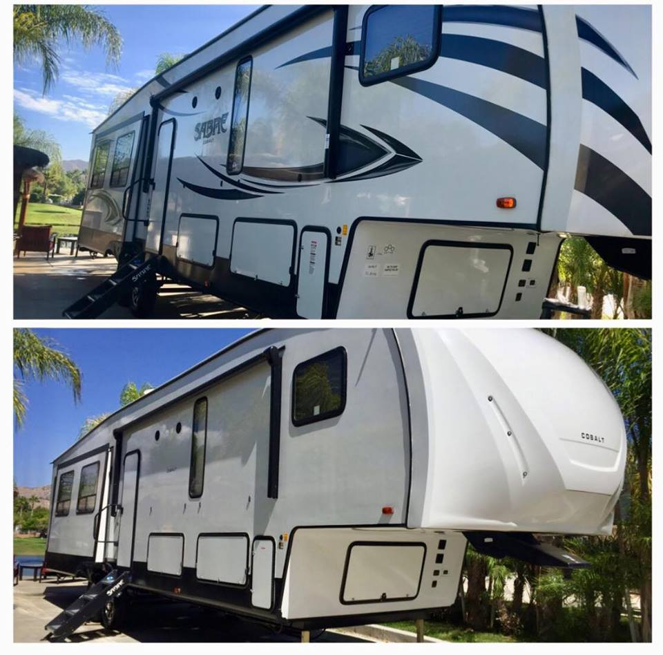 Red White Amp Blue Mobile Rv Detailing Southern California