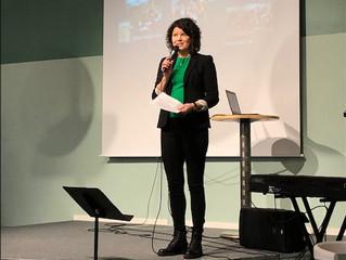 Seminarium på den nationella barnledarkonferensen i Uppsala