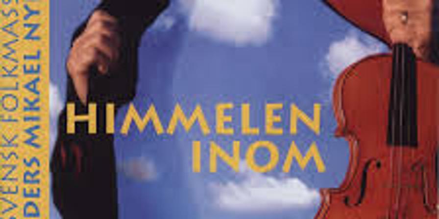 """""""Himmelen inom"""" - en folkmusikmässa i Mo kyrka, med Söderala pastorats körer under ledning av Anders Nyberg."""