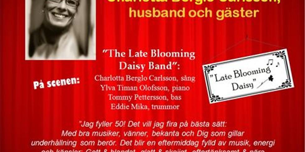 Kalaskonsert med Charlotta Berglo Carlsson