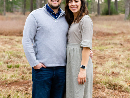 Maren and Mark: Building a relationship with a demanding career