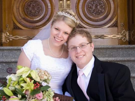 Camron and Christa: Growing closer through challenges