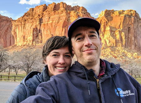 Joe and Stephanie Strengths: Asking for support and supporting growth