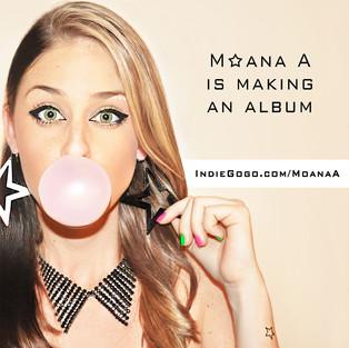 Moana A Crowfunding