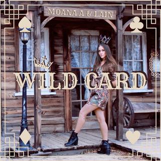 Moana A - Wild Card artwork