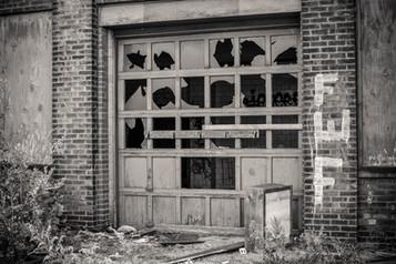 Shattered Entrance