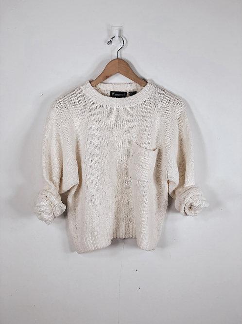 90's Pocket Sweater
