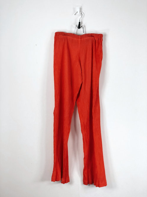 Coral Cropped Flares