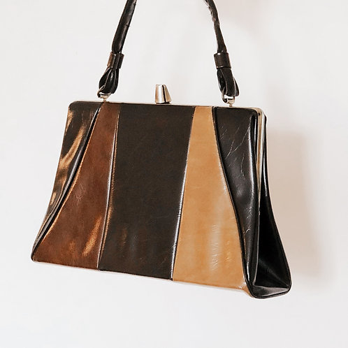 60's Leather Handbag