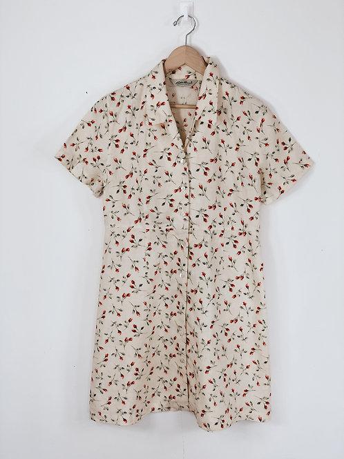 Rosebud Floral Sundress