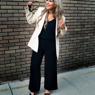 """""""5 Thrifted Outfits you can Wear to the Office"""""""