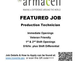 Armacell Featured Job