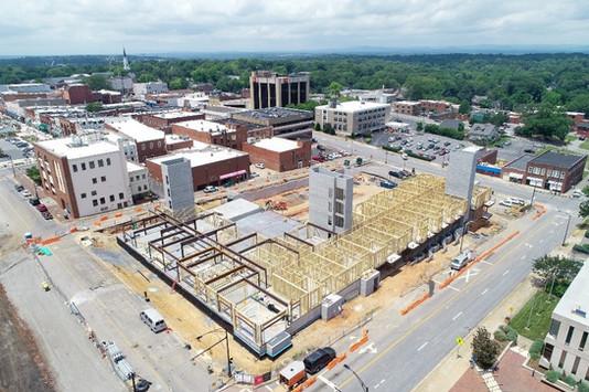Hickory-Construction Progress Monitoring