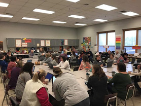 EdCamp STEM West: Hit for Western NC!