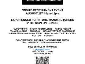Williams-Sonoma, Inc. Onsite Recruitment Event