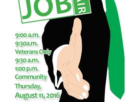 2016 McDowell County Veterans & Community Job Fair
