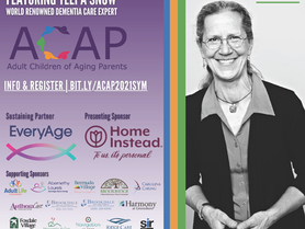 ACAP community Presents Caring and Coping with Teepa Snow
