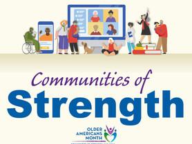 Communities Find Strength in People!