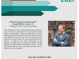 WPCOG Annual Meeting - Virtual Event - Registration