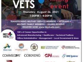 Hickory Vets - Virtual Hiring Event