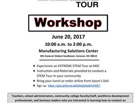 EXTREMESTEM Tour Training