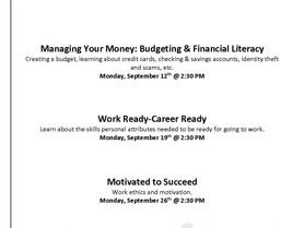 Employment Readiness Workshops in September at NCWorks Career Center-Burke