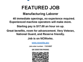 WestRock Featured Job - Manufacturing Laborer