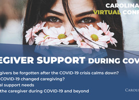 UpcomingFREEVirtual Caregiver Conference - Caregiver Support During COVID-19
