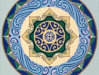 Mandala Art Facilitating
