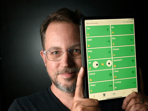 New Cognixion App Gives Voice to the Voiceless
