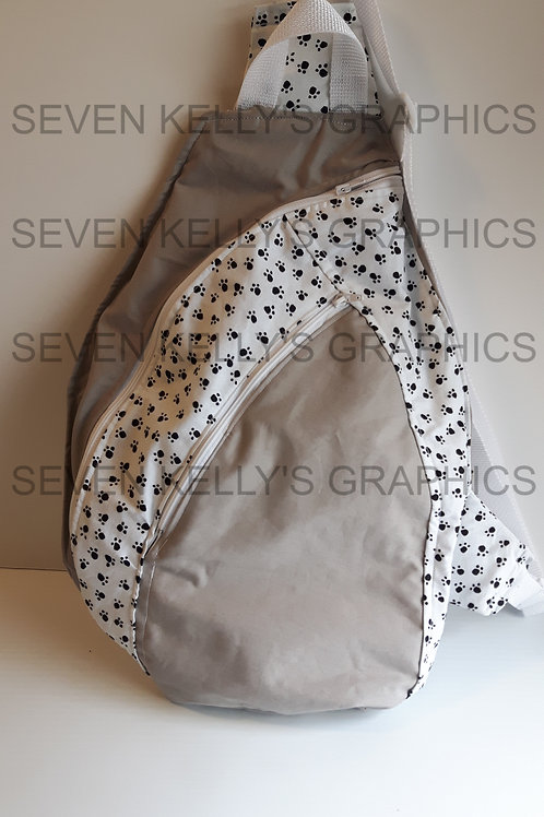 Paws Prints Sling Bag