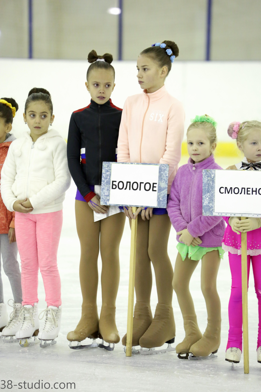 Парад участников соревнований